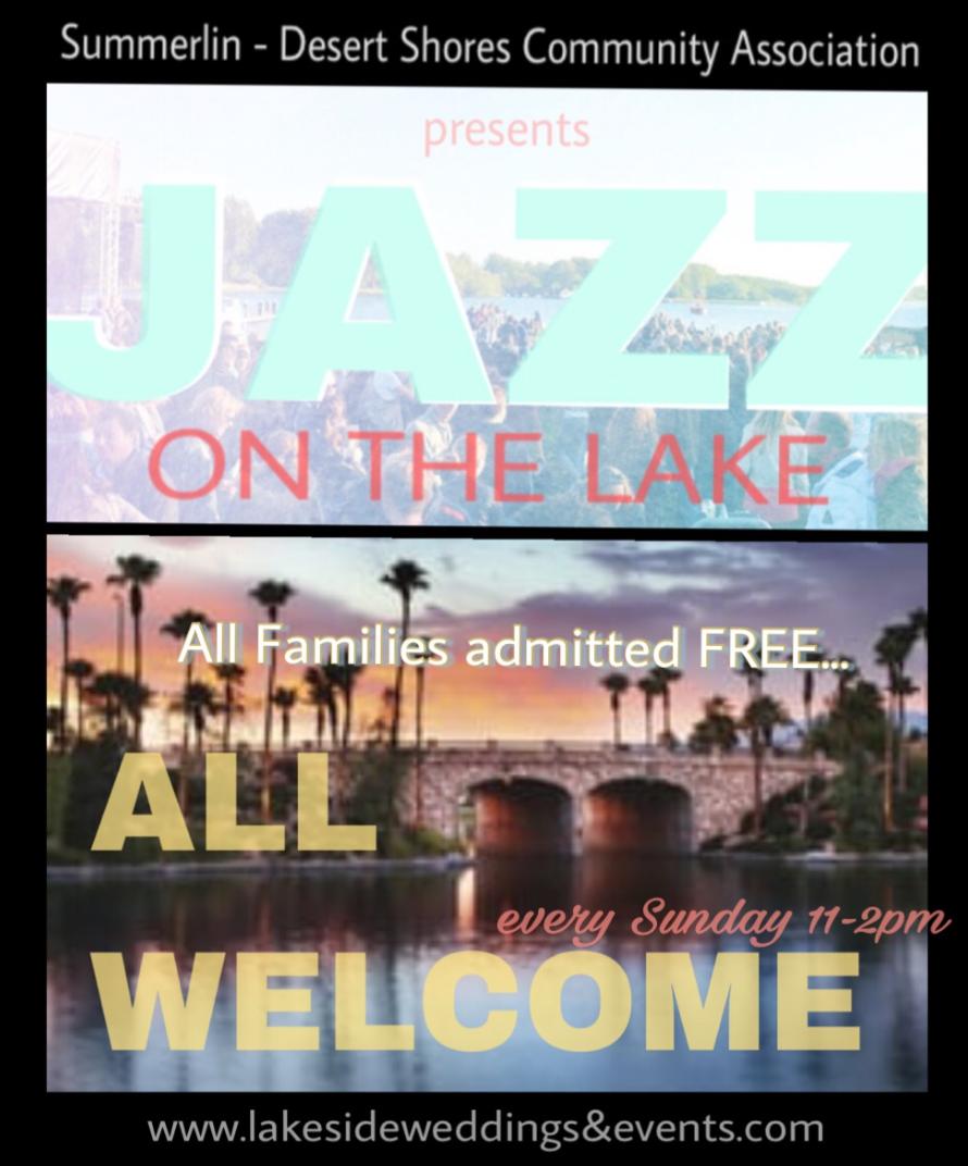 Jazz on the Lake Summerlin Desert Shores