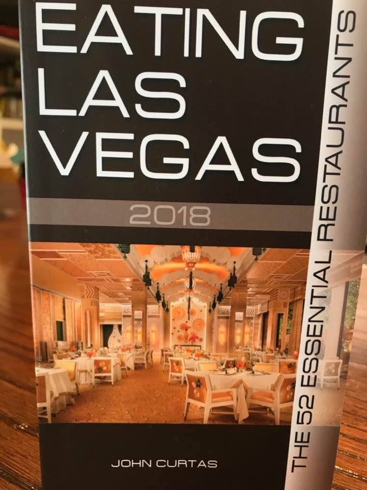 Eating Las Vegas Book Cover