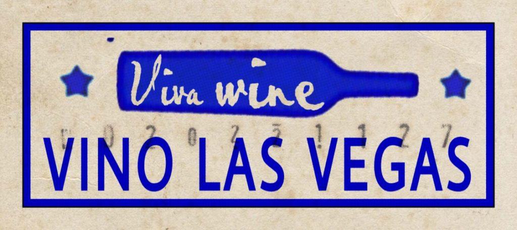 Vino Las Vegas Viva Wine Logo