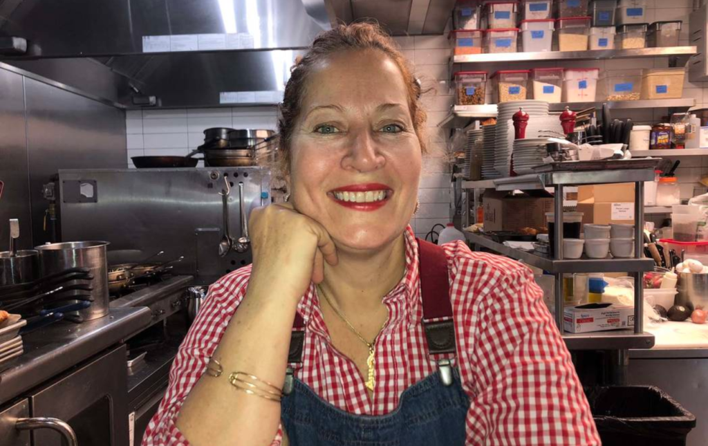 Image of Chef Sonia El-Nawal