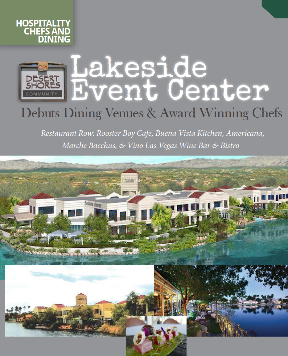 Image from article on Restaurant Row and Lakeside Event Center from Food & Beverage Magazine