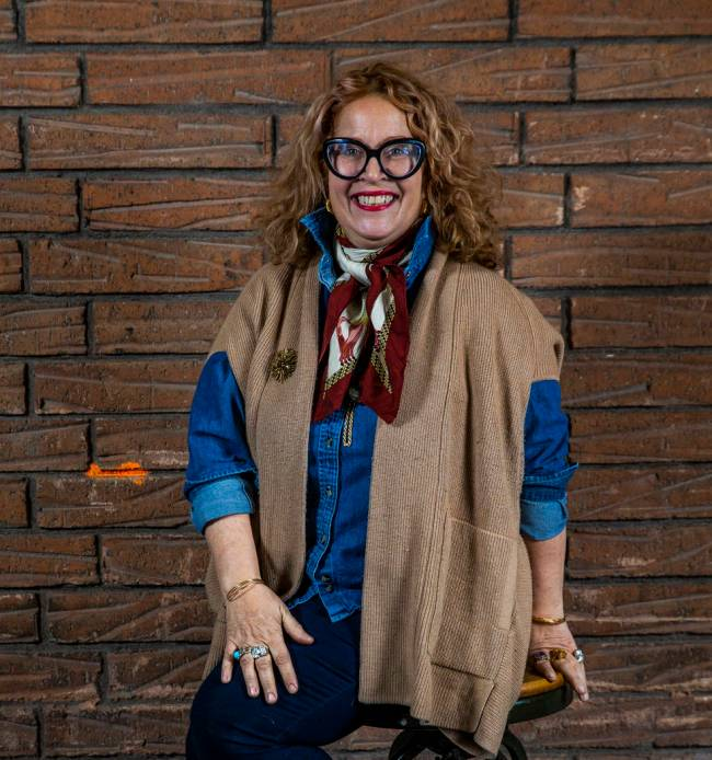 Chef Sonia El Nawal of Rooster Boy Cafe