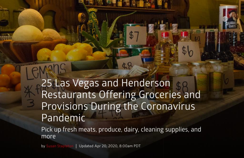 Eater Las Vegas Image